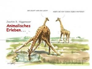 1 Buch Animalisches....15x21.15.06.15