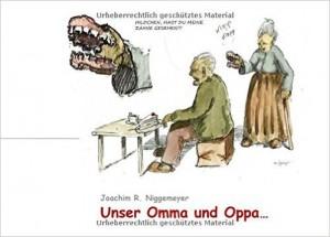Buch Omma Oppa